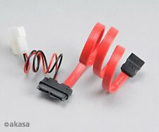 Akasa 40cm SATA Cable para en ópticas slimline AK-CB050-40