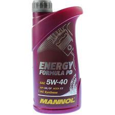 1 Liter Original MANNOL Motoröl Energy Formula PD 5W-40 Engine Oil Öl