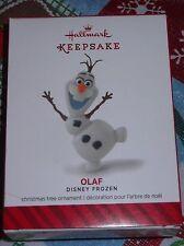 OLAF Disney Frozen Hallmark 2014 Ornament