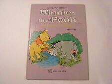 Winnie the Pooh and Eeyore's Birthday, A A Milne, Big Golden Book, 11th, 1975
