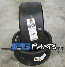 "(2) M&H M and H Racemaster Race Tires Drag Slicks 23x8x13 23"" x 8"" x 13"" MHR-04"