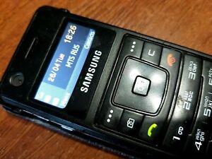 Vintage Cell Phone SAMSUNG ULTRA MUSIC SGH-F300 original Already history! Rarity