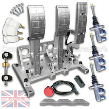 FLOOR MOUNTED HYD AP PEDAL BOX NEW FOR 2015 (100% Made from Billet Aluminium)