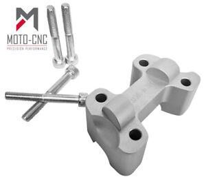 Ducati Monster 695 696 796 1100 Handlebar Riser Bar Adapter Kit - Made In The UK