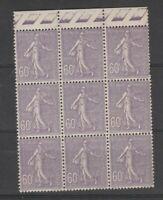 FRANCOBOLLI - 1924/26 FRANCIA C.60 SEMINATRICE MNH E/2293