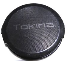 Tokina 72mm Lens Front Cap snap on type 400mm f5.6 Worldwide