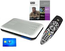 NC+ Polish Satellite HD Box Free Channels Pack For 1 Year Prepaid Card Comfort+