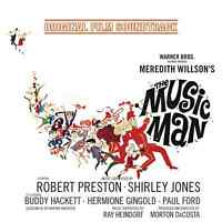 Original Film Soundtrack - The Music Man CD