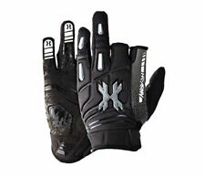 Hk Army Pro Gloves Stealth Grey Black paintball gloves New - Xl X-Lg X-Large