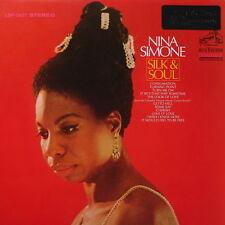 NINA SIMONE SILK & SOUL LP *LTD* MUSIC ON VINYL 180g REMASTERED PRESS EU New
