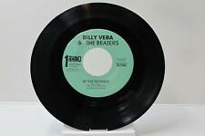 "45 RECORD 7""- BILLY VERA - AT THIS MOMENT"