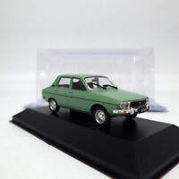 1:43 IXO Renault 12 GTX Fuego Clio Diecast Models Toys Car Collection Miniature
