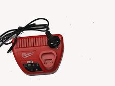 MILWAUKEE C12C M12 12V 12 VOLT LI-ION  220-240V  Battery Charger