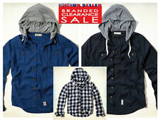 Hollister Fitted Button Down Casual Shirts & Tops for Men