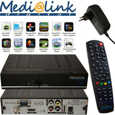 Media@link Smart Home SAT TV + IPTV Receiver LAN HDTV ML 1100 S FullHD Medialink