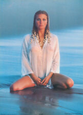 "LOT OF 2 POSTERS: MOVIE REPRO: BO DEREK - ""10""  - SEXY FEMALE ACTRESS    RC42 L"