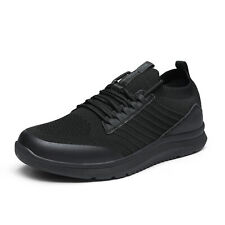 Bruno Marc Men's Fashion Sneakers Knit Breathable Tennis Shoes Athletic Shoes