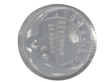 Sun & Moon Thermometer Stepping Stone Plaster Concrete Mold 7036 Moldcreations