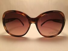 Chloe Sunglasses Authentic Cl 2210 Cl2210 New Color C02 Brown shades