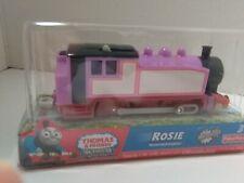 * Thomas & Friends Trackmaster Railway Motorized Rosie Train Hit Toy* USA