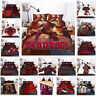 3D Deadpool Quilt/Duvet/Doona Cover Set Pillowcase Single/Double/Queen/King Size