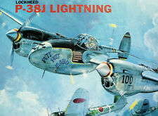 "Academy 1:48 Lockheed P-38 ""Lightning"". USA WW II Fighter. Kit Nr. 2126."