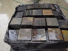 Slate tiles African Multicolour 200x200mm app. 15mm thick $25 m2 TOP QUALITY