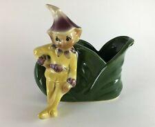 Shawnee USA pixie elf planter vase vintage