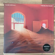 Tame Impala - The Slow Rush 2020 Gatefold 180G Forest Green Vinyl 2LP Near Mint
