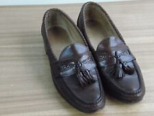 ALLEN EDMONDS Maxfield Casual Dress Tassel Loafer Made In USA Mens Size 9.5 A