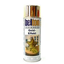 Lackspray Belton Gold Effekt Spray von AutoK 400ml K323199