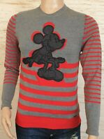 ICEBERG PULLOVER, M, 15E 01IP  A0527604 8993  ROT, RED, MICKEY MOUSE, NEU