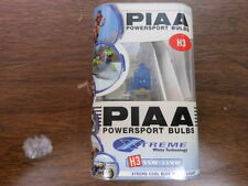 NOS NOS PIAA 12v 55w Xtreme White Plus H3 Powersport Bulb 70325