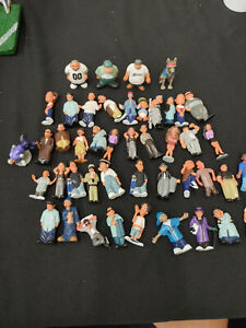 Lil' Homies Lot of 40+ Figures Characters Toys