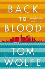 Back to Blood by Tom Wolfe (Paperback / softback, 2013)