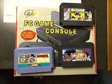 8-Bit Famicom w/ 3 Dragon Ball Games