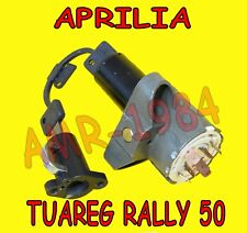 KIT SERRATURE COMPLETE ORIGINALI APRILIA TUAREG RALLY 50 1990 / 1992  AP8201286