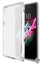 Housse coque gel fine pour Alcatel One Touch Idol 4 + film ecran - TRANSPARENT T