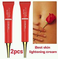 2 × Pink Cream Skin Clearing Clarifying Glowing Anal Vaginal Nipple Lips