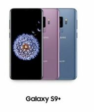 New in Box Samsung Galaxy S9+ Plus G965U 64gb GSM Unlocked for ATT T-Mobile