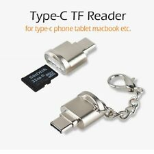 Type C Card Reader, Micro SD OTG Adapter