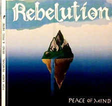 Rebelution Peace Of Mind Ltd Ed Discontinued Rare Sticker +Free Rock Stickers!