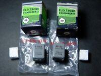 Pair, TAMURA Audio Transformer TPAS (A0102) ,  600 ΩCT : 300 Ω