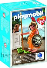 Playmobil Play+Give 9150 Ancient Greek Goddess Athena Mythology Figure New RARE