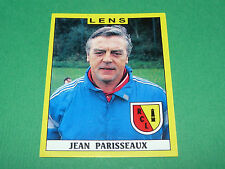 N°97 JEAN PARISSEAUX RC LENS BOLLAERT RCL PANINI FOOTBALL FOOT 89 1988-1989