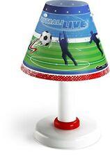 Luci nero di plastica per bambini, tema calcio
