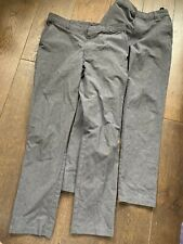 M&S Grey Boys School Trousers 12-13 Years