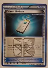 Colress Machine 119/135 Pokemon B&W Plasma Storm Trainer Card LP