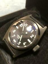 Unimatic U2-BN EDITION OF 1/250 Black Wrist Watch Automatic DLC stainless Steel