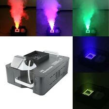 2000W DMX512 RGB 3in1 24 LED DJ Fog Machine Stage Show Smoke Wireless Remote